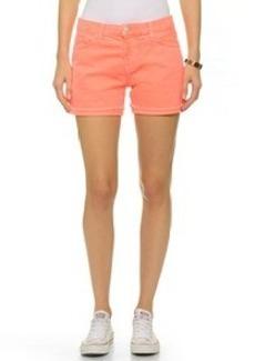 J Brand Joanie Boyfriend Shorts