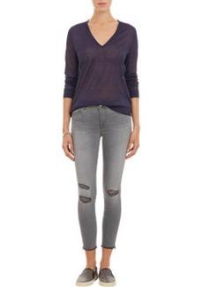 J Brand Julia V-neck Sweater