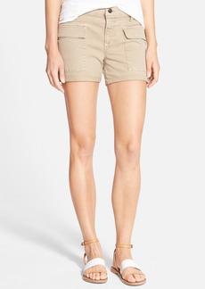 J Brand 'Kai' Mid Rise Utility Shorts