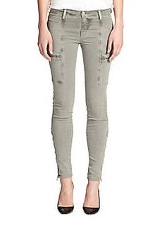 J Brand Kassidy Skinny Cargo Pants