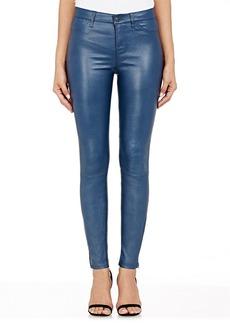 J Brand Lambskin Maria Jeans