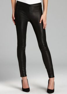 J Brand Leggings - Pull On Leather
