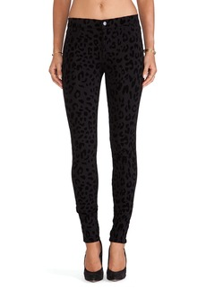J Brand Leopard Skinny Jean
