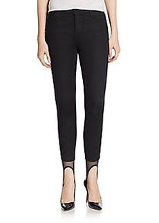 J Brand Lexi Petite Skinny Stirrup Jeans