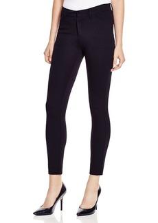 J Brand Liana Luxe Double Knit Skinny Trouser