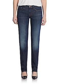 J Brand Logan Straight-Leg Jeans
