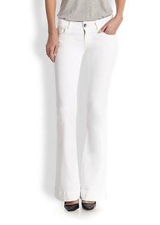 J Brand Love Story Flare-Leg Jeans