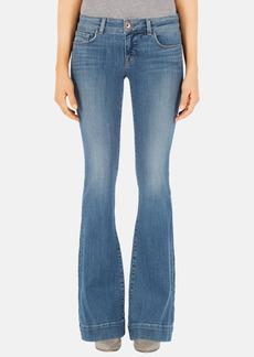 J Brand 'Love Story' Flared Jeans (Cosmic)