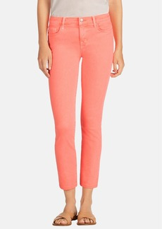J Brand Low Rise Ankle Skinny Jeans