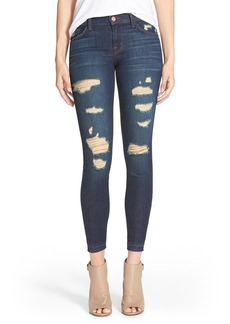 J Brand Low Rise Crop Jeans (Demented Trouble)