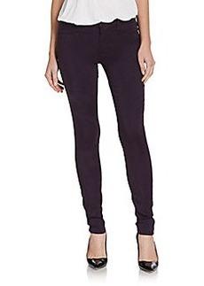J Brand Luxe Sateen Skinny Jeans