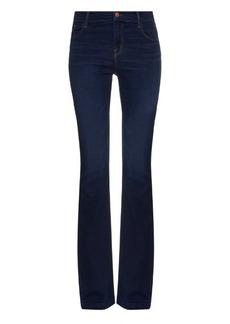 J Brand Maria high-rise flared jeans