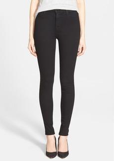 J Brand 'Maria' High Rise Skinny Jeans (Vanity)