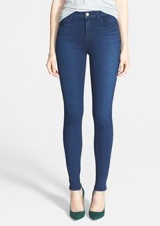 J Brand 'Maria' High Rise Skinny Jeans (Maria Destiny)