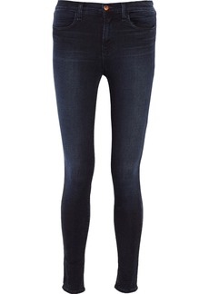 J Brand Maria stretch-denim skinny jeans