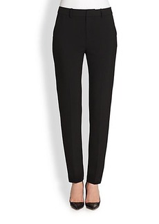 J Brand Marianne Straight-Leg Pants