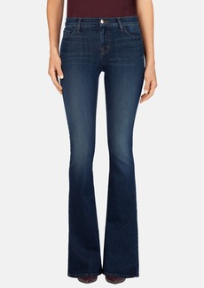 J Brand 'Martini' Flared Jeans (Storm)
