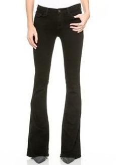 J Brand Martini Skinny Flare Jeans