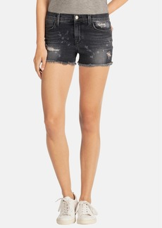 J Brand 'Mia' Denim Cutoff Shorts (Vagabond)