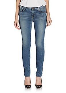 J Brand Mid-Rise 11 Skinny Jeans