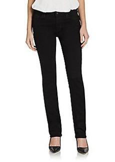 J Brand Mid Rise 14 Straight-Leg Jeans