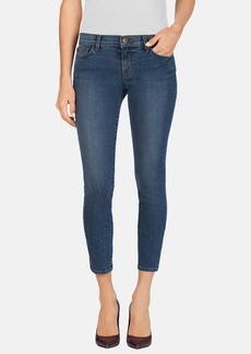 J Brand Mid Rise Crop Skinny Jeans (Beloved)