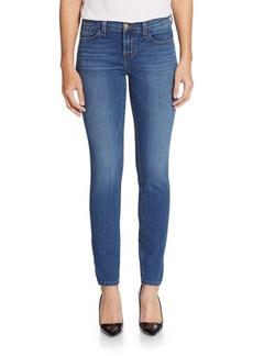 J Brand Mid-Rise Skinny Jeans