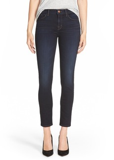 J Brand Mid Rise Skinny Jeans (Infinity)