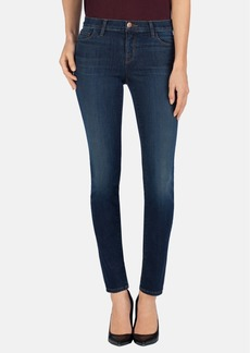 J Brand Mid Rise Skinny Jeans (Storm)
