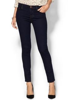 J Brand Mid-Rise Skinny Leg Jean