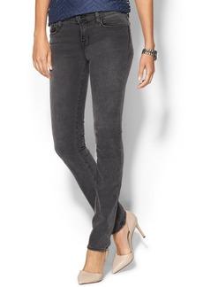 J Brand Mid Rise Super Skinny Denim Jean