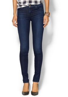 J Brand Mid-Rise Super Skinny Jean