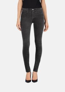 J Brand Mid Rise Super Skinny Jeans (Mercury Wash)