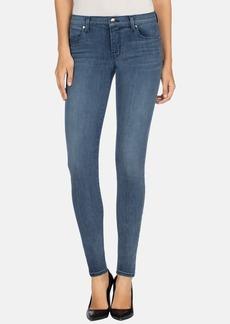 J Brand Mid Rise Super Skinny Jeans (Mystical)