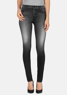 J Brand Mid Rise Super Skinny Jeans (Polarized)