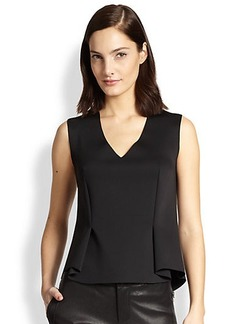 J Brand Mimi Sleeveless Scuba Top