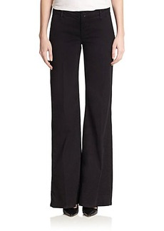 J Brand Mona Twill Trouser Pants