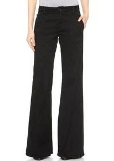 J Brand Mona Wide Leg Jeans