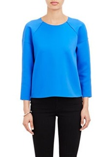 J Brand Neoprene Lumley Top