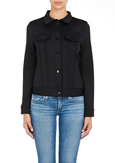 J Brand Neoprene Slim-Fit Jacket