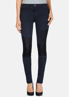 J Brand 'Nova' Paneled Skinny Jeans (Bluebird)