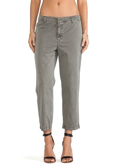 J Brand Parker Trouser in Gray
