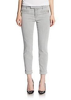 J Brand Paulina Cropped Skinny Jeans