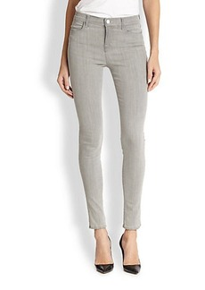 J Brand Photo-Ready Maria High-Rise Skinny Jeans
