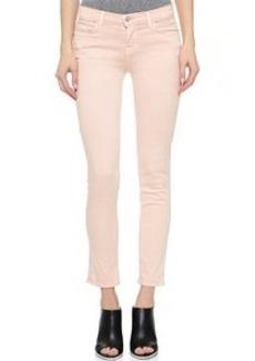 J Brand Photo Ready Mid Rise Rail Jeans