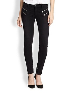 J Brand Photo-Ready Skinny Moto Jeans