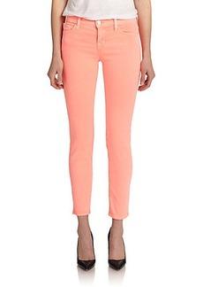 J Brand Photo Ready Super Skinny Cropped Jeans