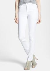J Brand 'Rail' High Rise Skinny Jeans (Blanc)