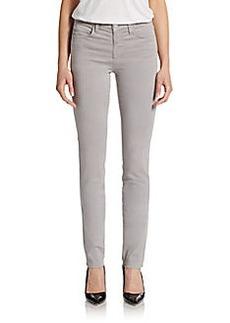 J Brand Rail Luxe Sateen Skinny Jeans