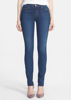 J Brand 'Rail' Mid Rise Straight Leg Jeans (Waltz)